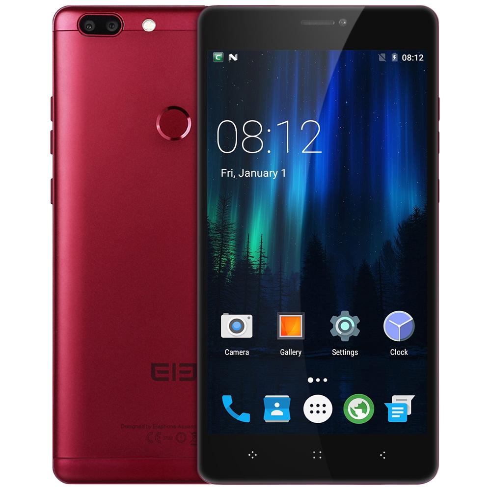 Elephone Красное вино Стандарт ЕС смартфон elephone s7 4g