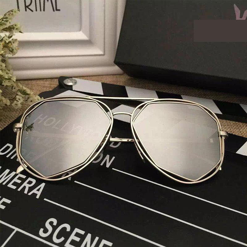 LIKEU S NO2 Silver & Silver стандартный oreka 3025 uv400 protection night vision polarized driving glasses silver yellow