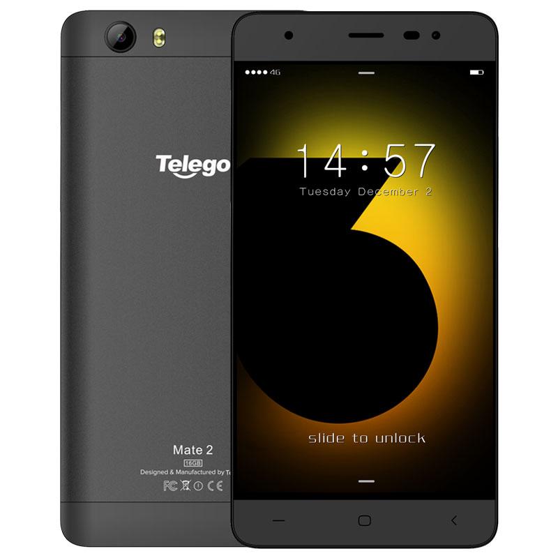 Telego черный Стандарт ЕС смартфон 20