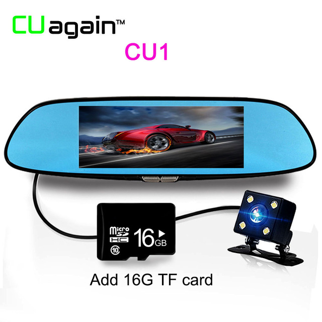Карта памяти CU1 16G 1080p