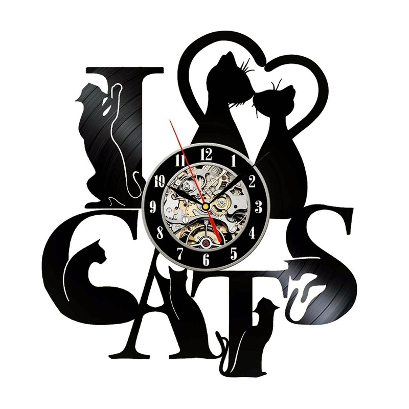 Подарки для любителей кошек BOGAO черный фото