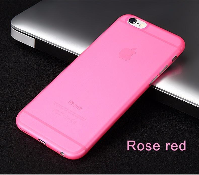 KYKEO Pоза красная iPhone 8 Plus novodio slatemamba phone case hard plastic thin fit cover for apple iphone 6 plus 5 5 inch