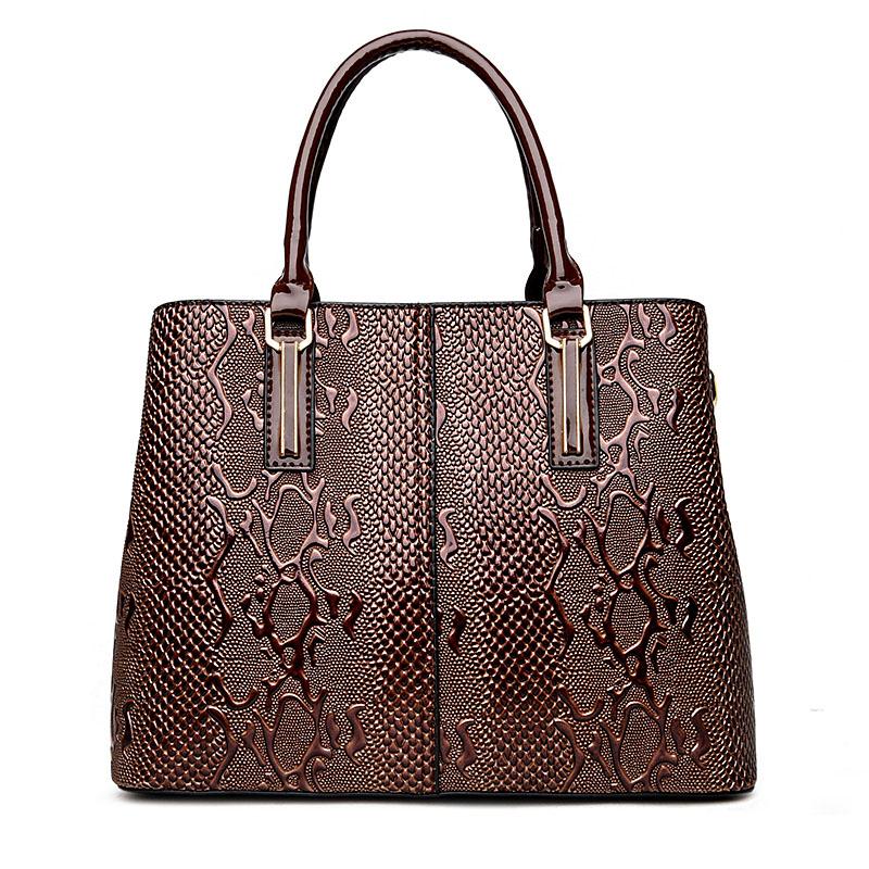 HANEROU коричневый 32x14x24cm сумка женская dakine stashable tote sienna sie