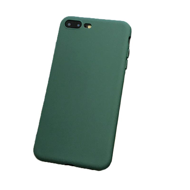 JYSS Темно-зеленый iPhone 77 Plus