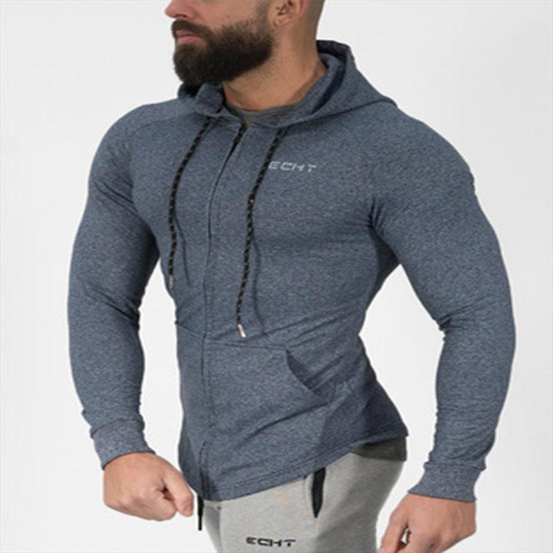 Sisjuly Серый цвет Номер L мужская одежда для спорта