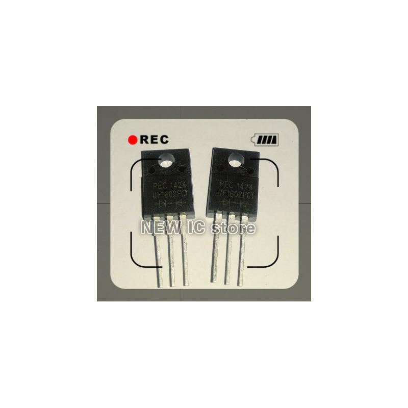 IC 20pcs lot ic uf1602 uf1602fct to220f original authentic and new free shipping ic