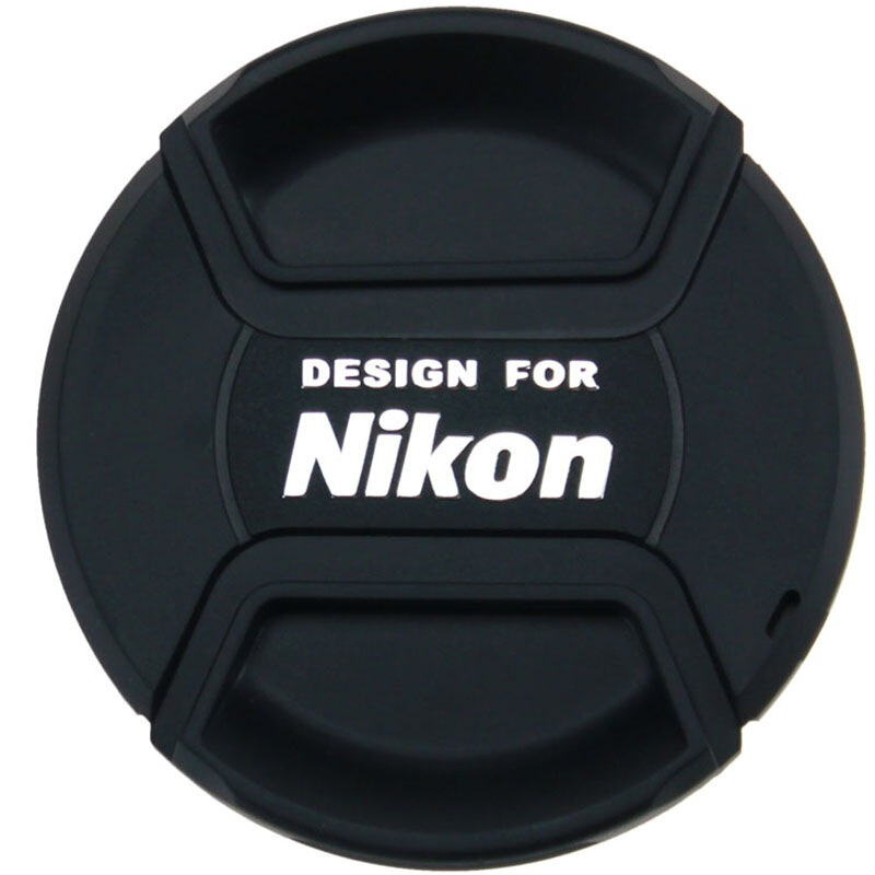 JD Коллекция Стандартная крышка объектива Nikon стандарта Nikon Крышка объектива крышка для объектива jjc jjcl r14