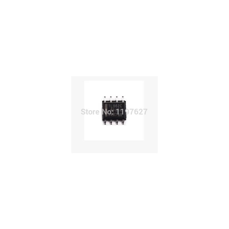 IC 10pcs lot free shipping 10pcs lot tl062cd tl062 sop integrated circuit ic