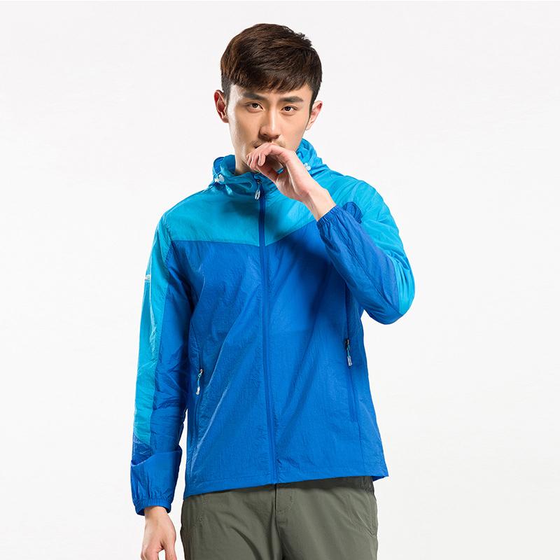 Sisjuly Синий XL куртки