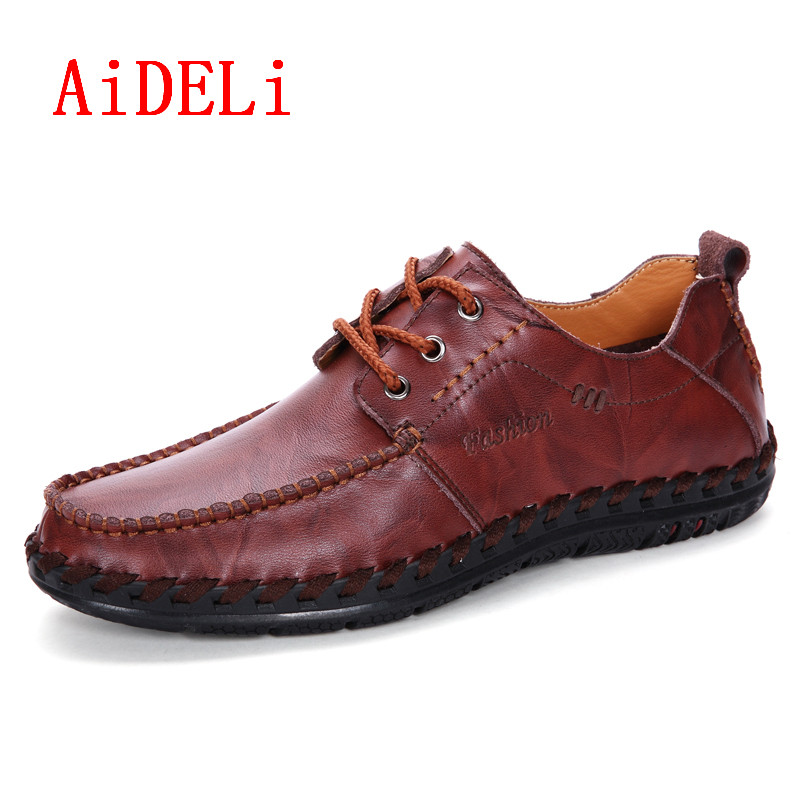 AiDELi Красный цвет 9 ярдов 9 кабинета досуг вентиляция мужская обуви туфли мода поп ст