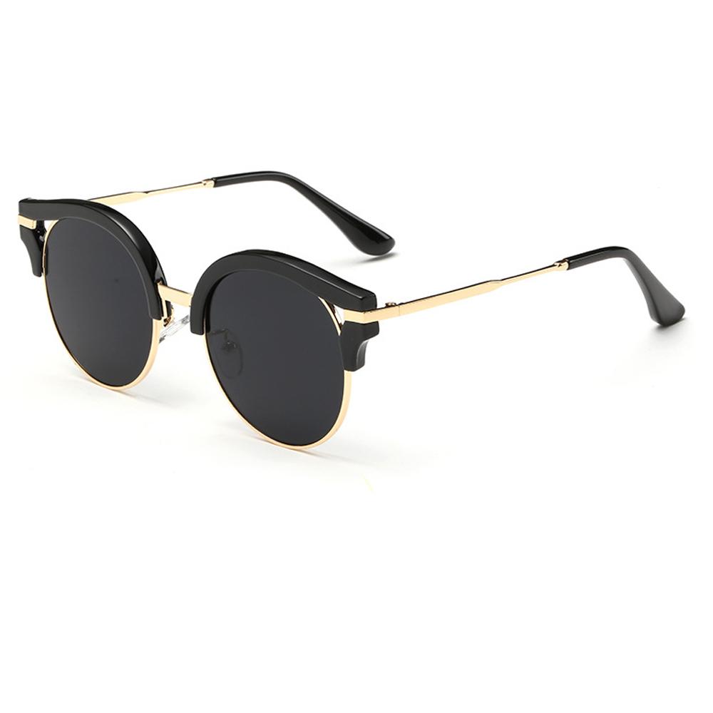 Солнцезащитные очки BangLong Яркий черный ящик полный серый фото
