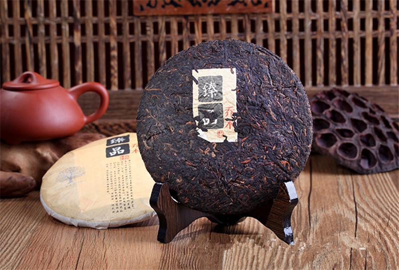 Юньнань Пуэр спелый чай c pe100 jin исландия puerh приготовленный чай спелый чай yunnan mengku старый дерево puer материал семь суб торт чай 357g