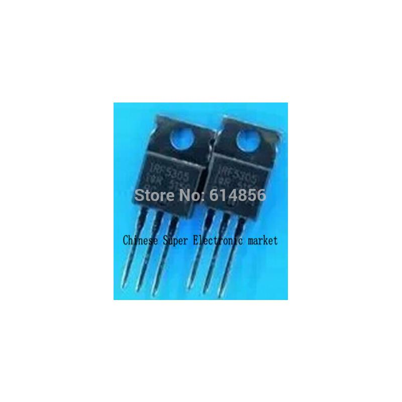 IC irf5305 irf5305pbf to 220 31a 55v