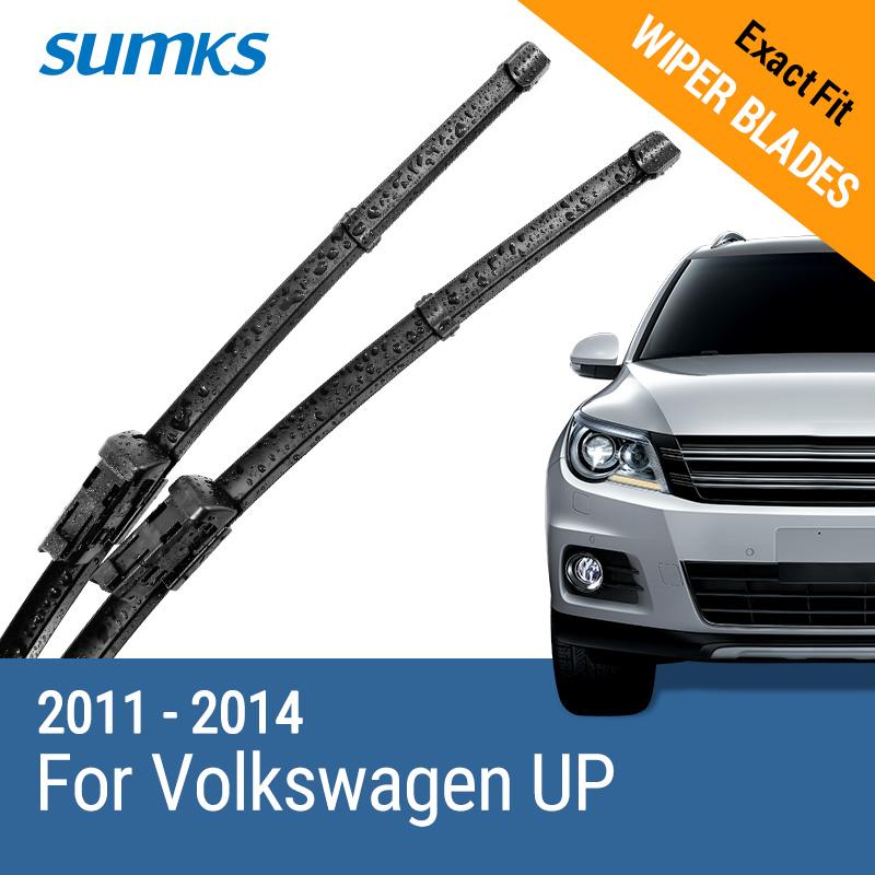 SUMKS 2011-2014 Передний и задний стеклоочиститель 2011 2014 100