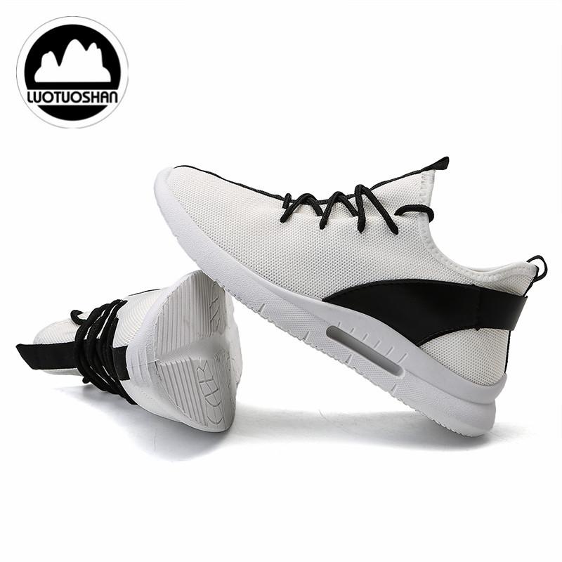LUOTUOSHAN Белый цвет EU40 2016 новое прибытие из натуральной кожи большой размер 33 42 черный бежевый мода повседневная удобные женские летние клинья обувь сандалии l228