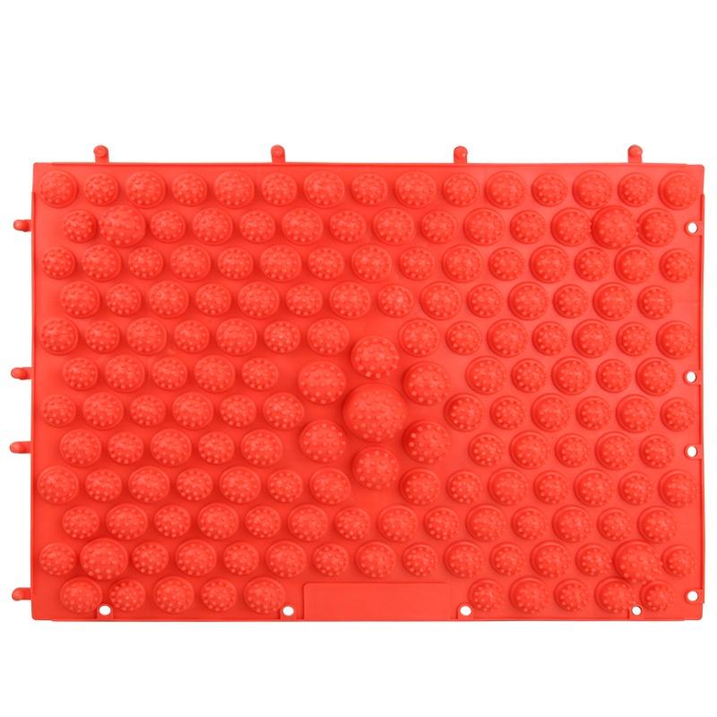 JD Коллекция оранжевый чэн юэ пальца нажимной тарелки спортивный инвентарь массажный стол большой размер фиолетовый
