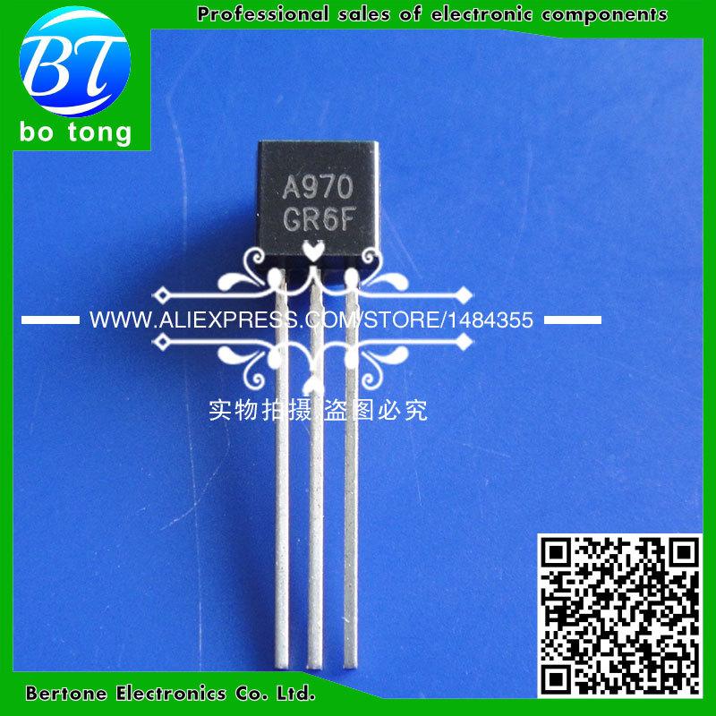 IC 200pcs lot 2sa950 y 2sa950 a950 to 92 transistors