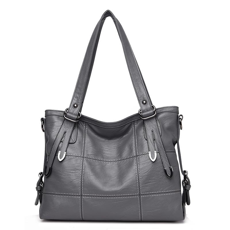 HANEROU Серый 50x35x13cm сумки женские jolly сумка ssj110632 5