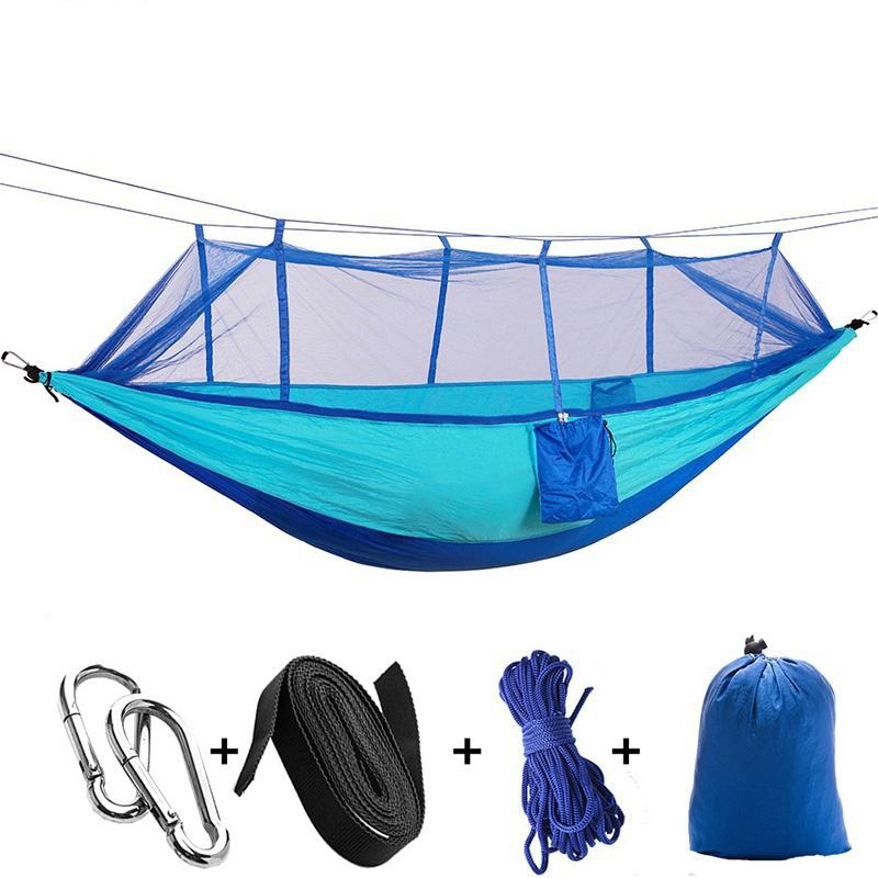 shiyi синий двойной гамаки kett up подвесной гамак кокон 110 см