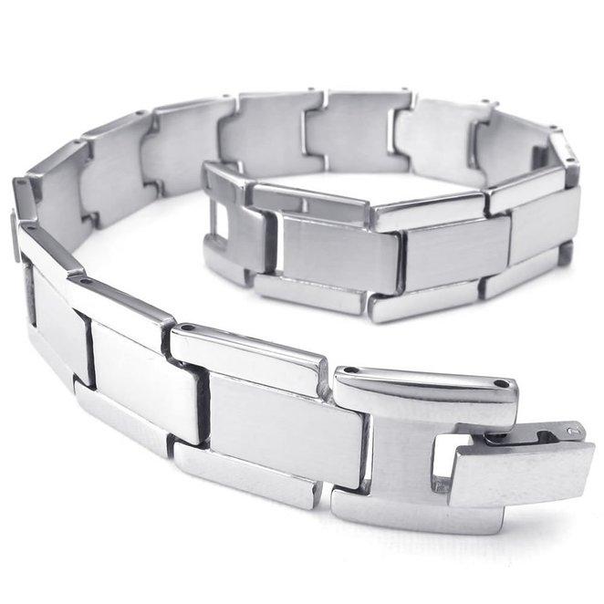 Hpolw браслет из серебра 71147