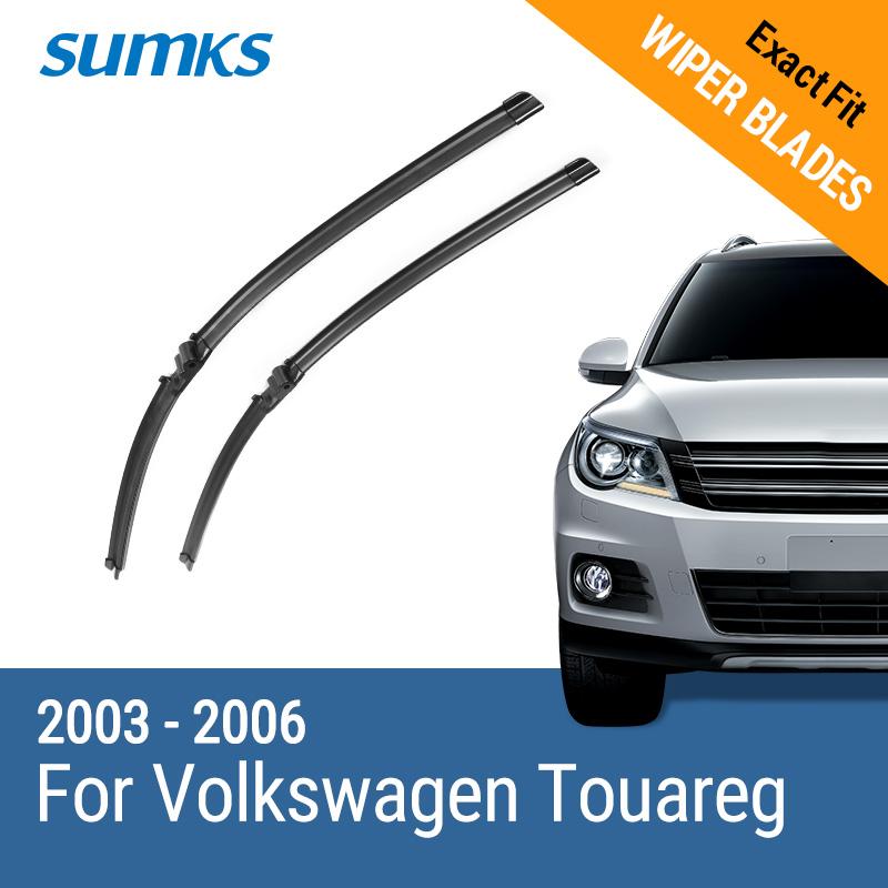 SUMKS 2003-2006 Передний и задний стеклоочиститель wiper blades for honda cr v fourth generation 26