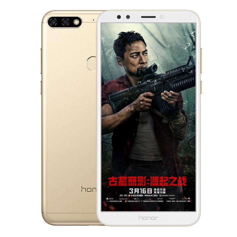 HUAWEI золотой 3GB смартфон huawei y6 pro золотой