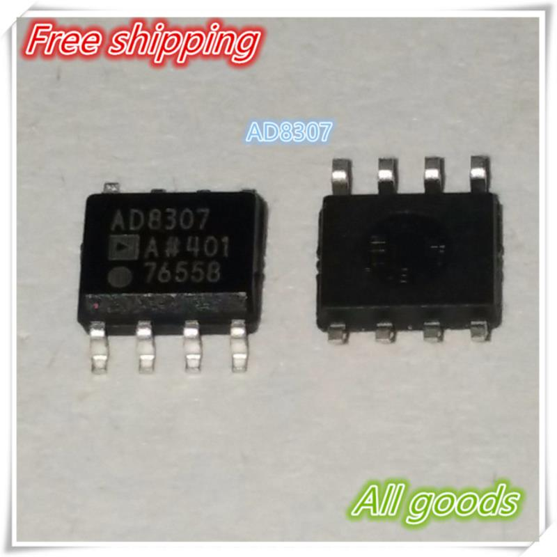 IC wholesale free shipping 100pcs excellent quality ad8307 ad8307ar sop8 in stock new and original poc channels bag kit watch boost