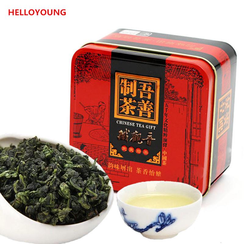 Зеленый чай HelloYoung фото