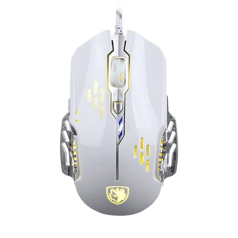 JD Коллекция компьютерная мышь e blue cobra ems108wh white usb