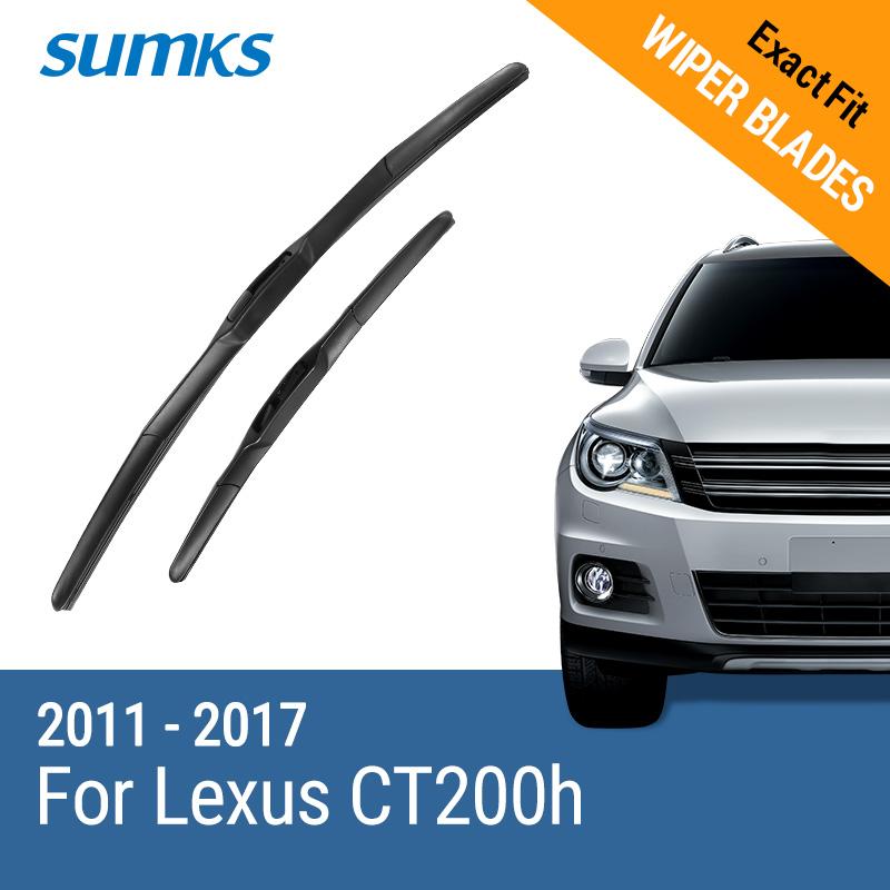 SUMKS 2011-2017 Передний стеклоочиститель wiper blades for chrysler pt cruiser 21