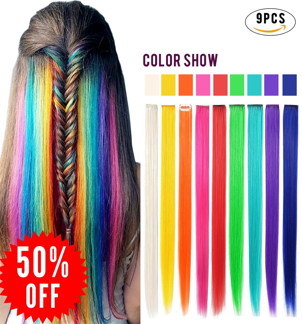 Цвет волос для волос для детей цвет волос для девочек фото