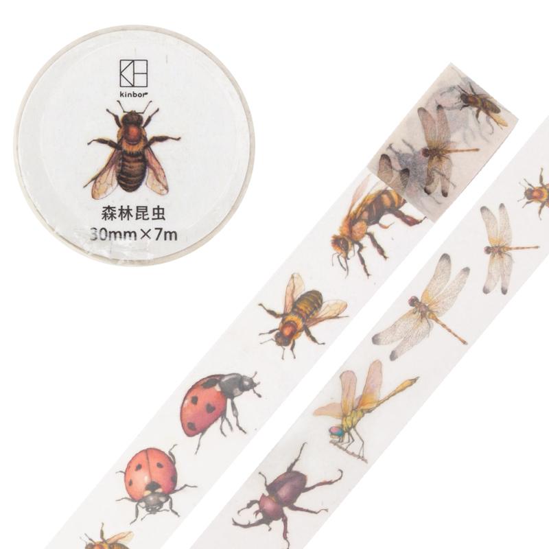 JD Коллекция 30 мм  7 м  лесное насекомое дефолт Joycollection