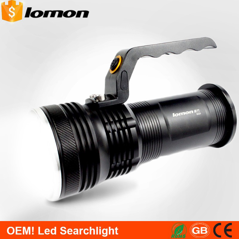 lomon Черный 200m-500m greenbase tactical m300 m300b mini scout light outdoor rifle hunting flashlight 400 lumen weapon light led lanterna