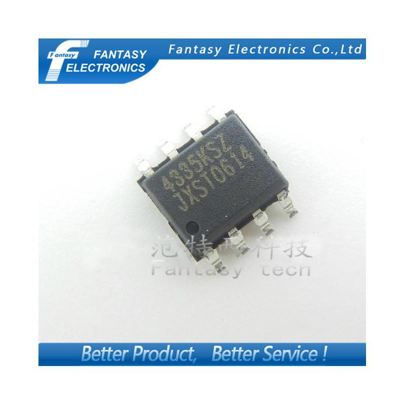 IC 50pcs free shipping cs4334k cs4334 cs4334 ksz cs4334 cs4334ksz ic sop8 sop 8 lcd power management chip new original
