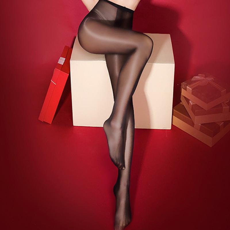 JD Коллекция Носки для носков дефолт женская мода сексуальное масло блестящие глянцевые чулки женское открытое колготки колготки bodystockings lingerie для lady