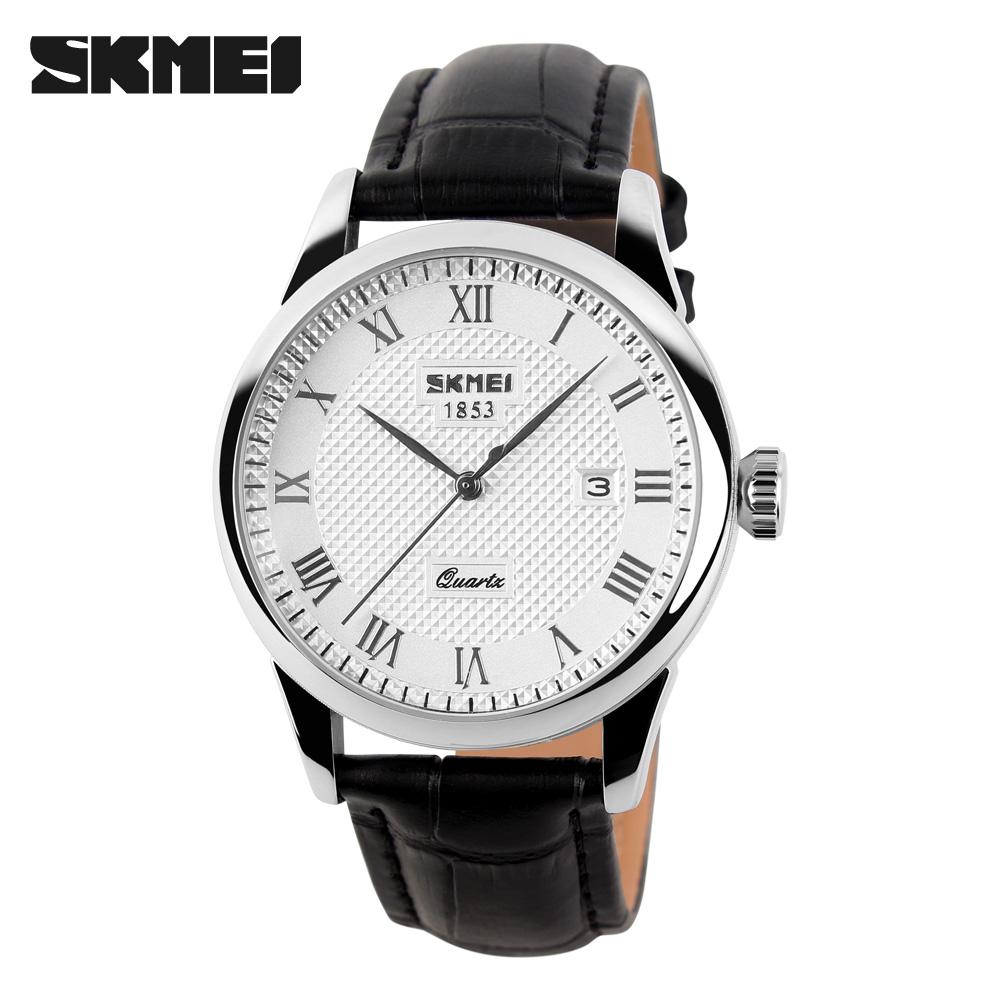SKMEI СеребристыйЧерный часы skmei мужские 1155