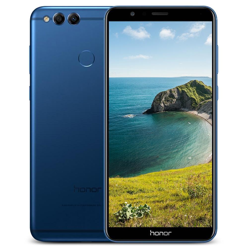 Huawei синий finesource g7 android 4 4 quad core wcdma bar phone w 5 5 4gb rom wi fi gps ota black