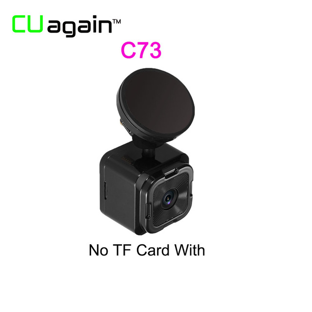C73 1080p mini 0906 car dual lens dvr 1080p fhd dash cam