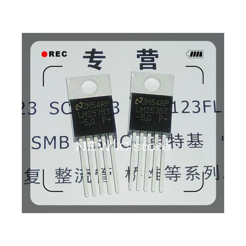 IC 20pcs lm2575t adj lm2575 to 220