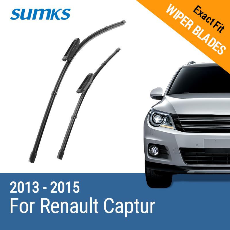 SUMKS 2013 - 2015 Передний стеклоочиститель wiper blades for honda cr v fourth generation 26