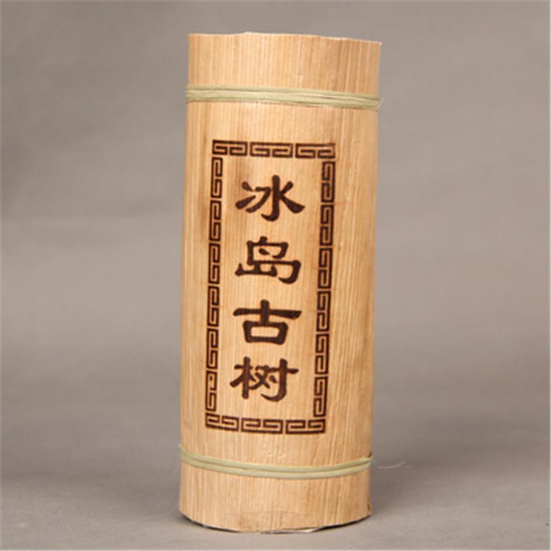 Чай Yunnan Puerh c pe100 jin исландия puerh приготовленный чай спелый чай yunnan mengku старый дерево puer материал семь суб торт чай 357g