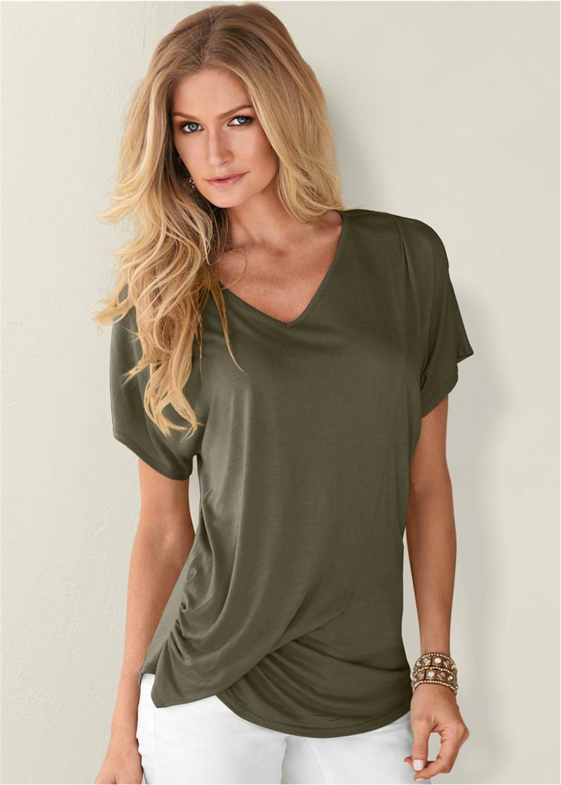 Nulibenna Зеленый L модная