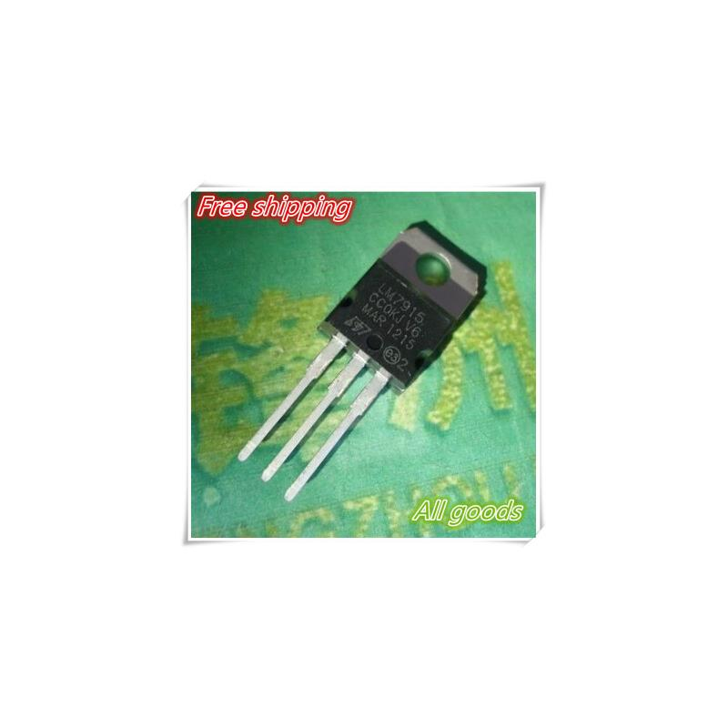 IC l7915cv to 220 st 15v l7915