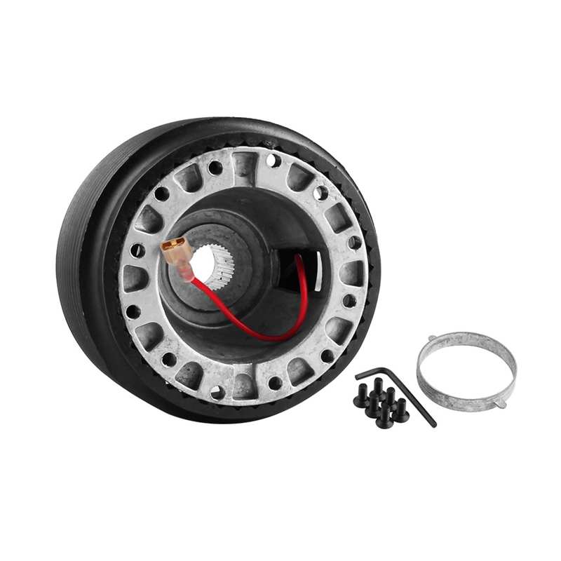 RYANSTAR forever sharp a01 56p steering wheel adapter 5 6 hole billet alum