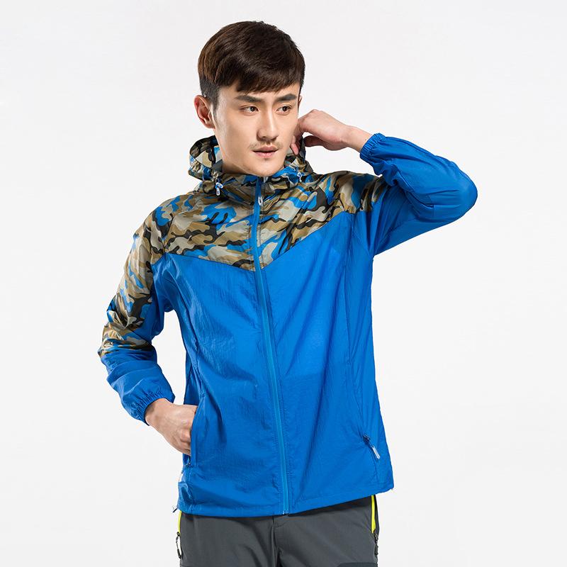 Sisjuly Синий XL yoms куртки мужские куртки с длинными рукавами печати прилив корейский монах воротник молния куртки хетер грей xl 180