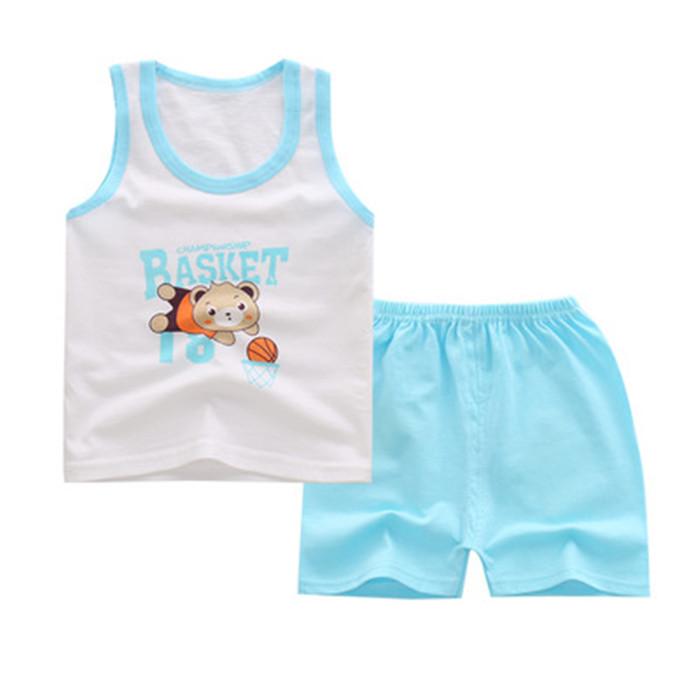 Blue 75 комплекты детской одежды клякса комплект 5 предметов 53 5228