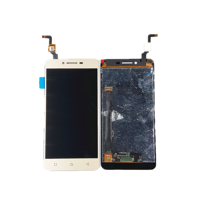 jskei Золото for lenovo a7000 lcd display touch screen new digitizer assembly glass panel replacement parts free shipping with tools as gift