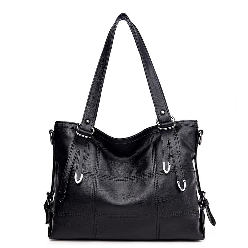 HANEROU черный 50x35x13cm сумки женские jolly сумка ssj110632 5