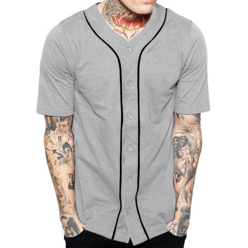 CANGHPGIN Grey Номер М футболки