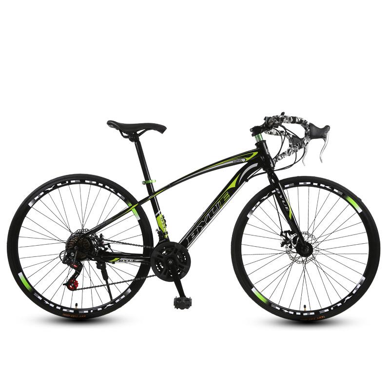 BYUEBIKE черный и зеленый30нож 27 скорость велосипед geuther велосипед my runner серо зеленый